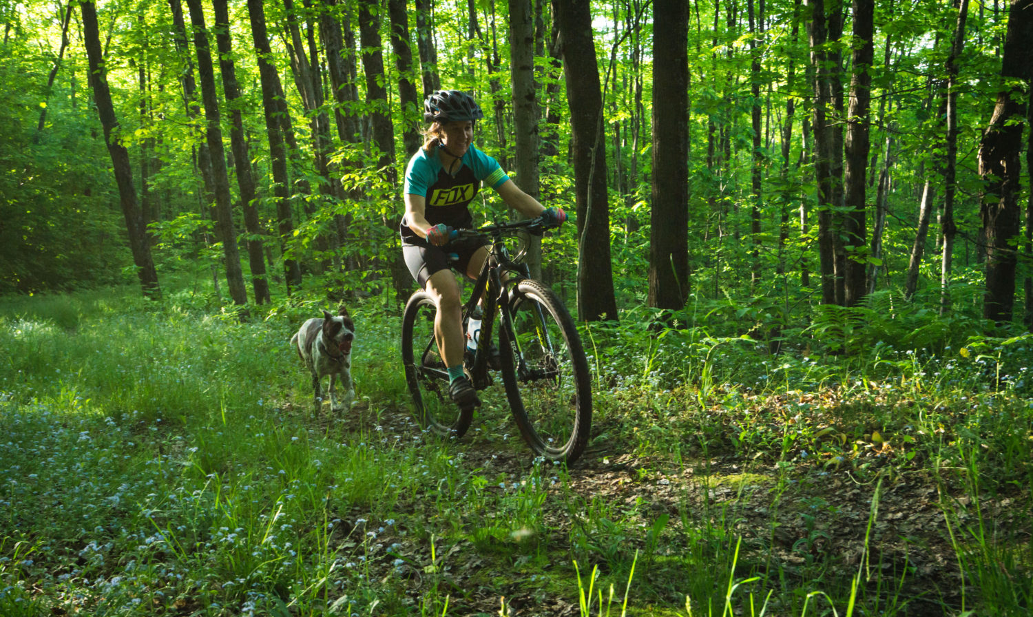 Ironwood Michigan Mountain Biking